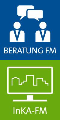 Logo Beratung und InKA-FM